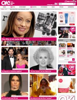 Ok magazine mediadaten online dating